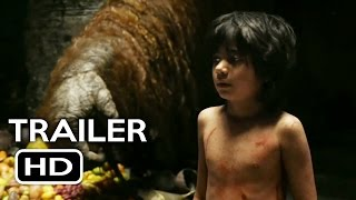The Jungle Book Official Trailer #1 (2016) Scarlett Johansson Live-Action Disney Movie HD thumbnail