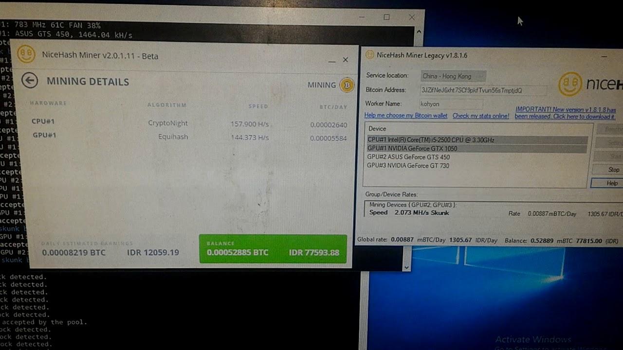 Gts 450 Hashrate Gtx 1050 Ti Bitcoin Hashrate – Allin Sigorta