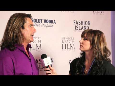 Fabio Lanzoni - Burzynski: Cancer Is Serious Business, Part II - 4/27/13 Newport Beach Film Festival