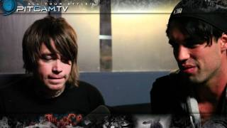 A SKYLIT DRIVE - Interview with Joey and Brian