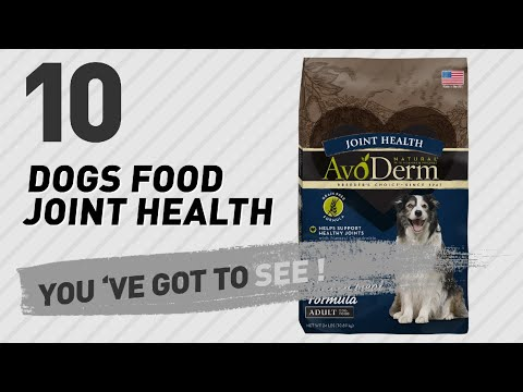 Dogs Food Joint Health // Top 10 Most Popular
