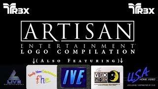 Artisan Entertainment Logo Compilation