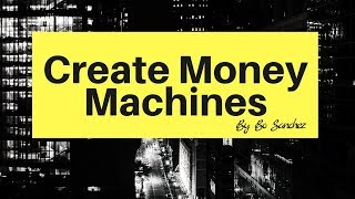TRC PowerTalk - إنشاء المال آلات بو سانشيز