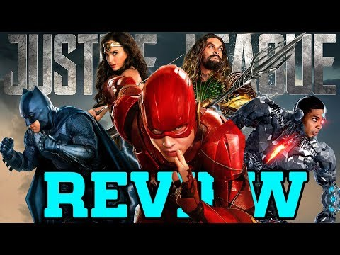 Justice League - Movie Review (with Spoilers)