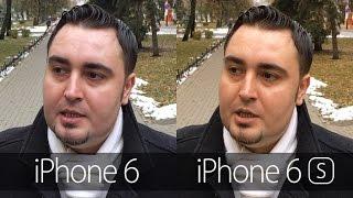 Сравнение камер: iPhone 6 и 6s