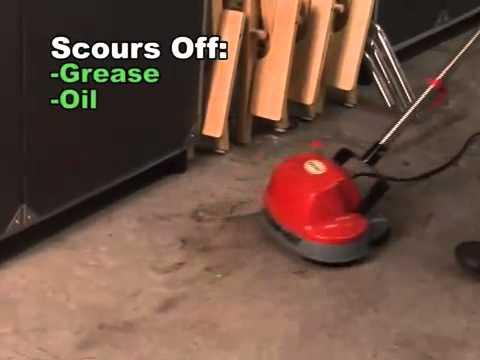 Pullman-Holt Gloss Boss Scrubber Polisher Video B200751