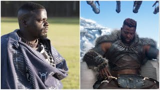 BLACK PANTHER Interview with DANIEL KALUUYA and WINSTON DUKE on BLACKTREE TV 📺