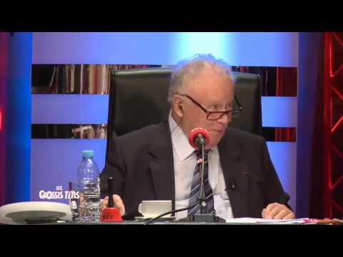 les grosses tetes la derniere de Philippe Bouvard le 28 juin 2014 paris premiere