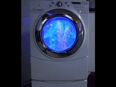 Aquarium Washer Machine
