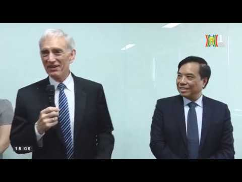SolBridge opens International Conference Center at FTU  | Hanoi TV | Vietnam