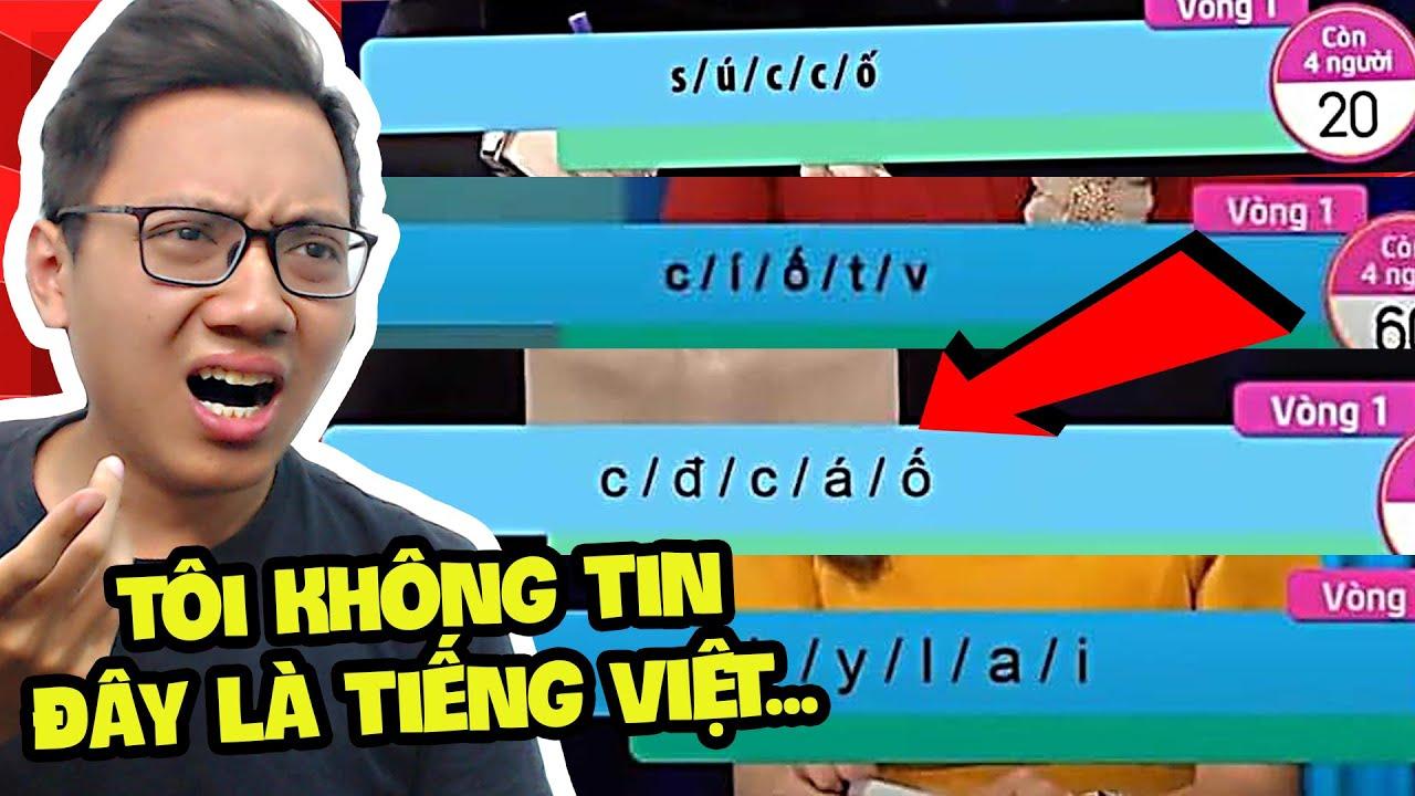 Chúng Ta Không Hề Giỏi Tiếng Việt! Vua Tiếng Việt