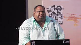 மறுபடி மறுபடியு  LOSS !!  கதறிய Gurkha  Producer Ravinder Chandrasekar | Gurkha Success Meet