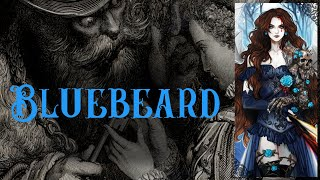 Cover images 'Blue Beard' - Charles Perrault || Fairytale Narration