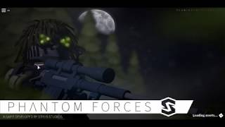SNIPING CHALLENGE! | Phantom Forces