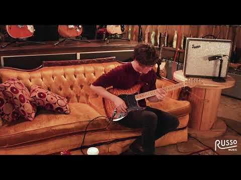 Snacks 052: 2017 Ltd. American Professional Mahogany Stratocaster Violin Burst