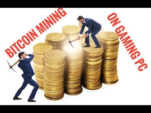 How to mine bitcoin on your gaming pc how to earn money using your how to mine bitcoin on your gaming pc how to earn money using your gaming desktop or laptop ccuart Gallery