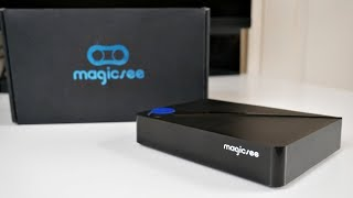 MAGICSEE C300 Hybrid Android TV BOX  7.1 TV Box RE-VISITED - Multi-TV Tuner