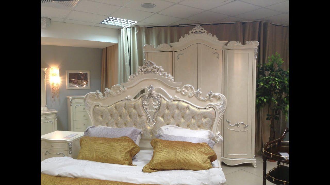 Классическая итальянская мебель для гостиной, спальни столовой .