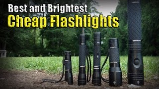 видео best led flashlights