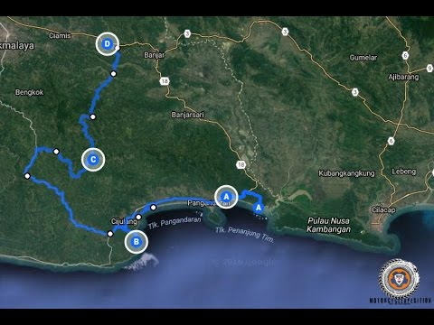 PESONA KARAPYAK&LANGKAPLANCAR |CBX&DTX RIDE TO CIAMIS,PANGANDARAN #MOTOXPDTRAVELING