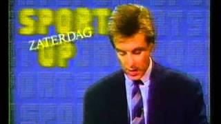 BRT TV1 - Sport op Zaterdag, met Frank Raes (27 augustus 1988) (deel 2)