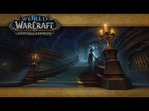 The Story of Waycrest Manor - Battle for Azeroth Alpha