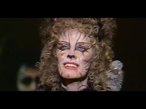 Betty Buckley - Memory (1983 Tony Awards)