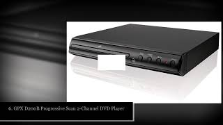 ✅Top 10 Best DVD Players