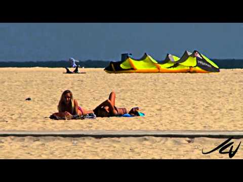 LOS ANGELES LIVING -  Beach and Sun, Southern California - YouTube