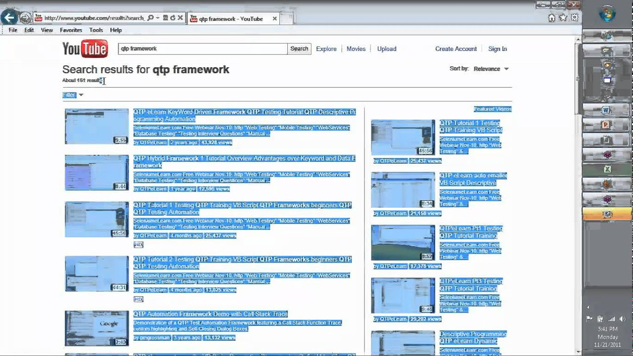 Pdf programming qtp descriptive