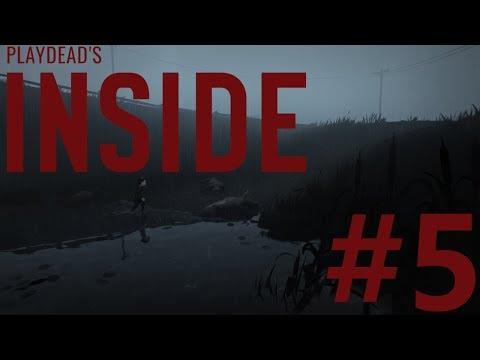 INSIDE All Secrets Walkthrough Part 5