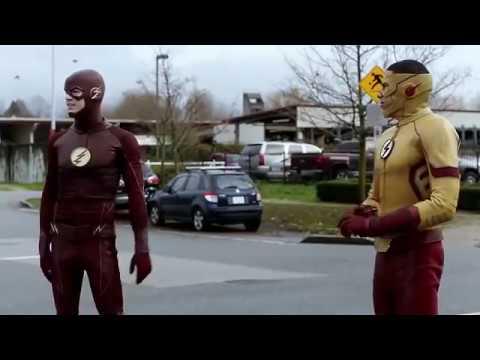 Wally West Vs Barry Allen