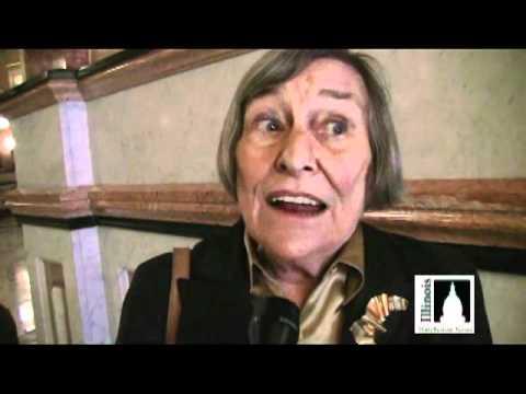 Rep Barbara Flynn Currie on redistricting