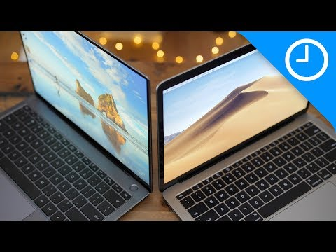 Huawei MateBook X Pro: Should Apple fans be jealous?