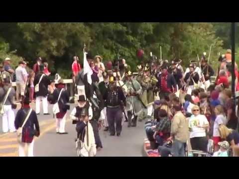 OLC - Battle of Plattsburgh Parade  9-12-15