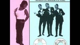 Patty and the Emblems - Mixed up shook up girl