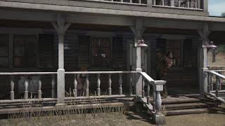 Red Dead Redemption - Walkthrough - Mission 04 : Des femmes et du bétail [FR-1080p60]