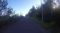 Suurpelto to Karaportti by bike , Espoo