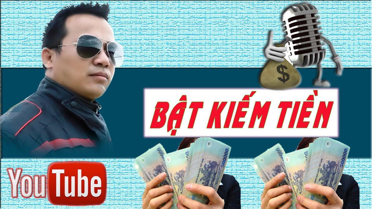 Hướng dẫn các bước bật kiếm tiền Youtube