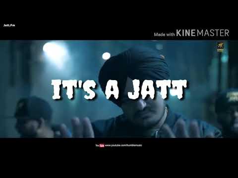 Issa jatt/ sidhu mosse wala/whatsapp status video/lyrics video