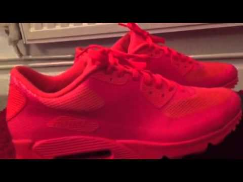 nike air max 90 atomic red