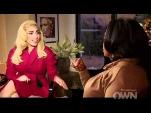 Uri Darko Presents - Lady Gaga on Oprah's Next Chapter.flv