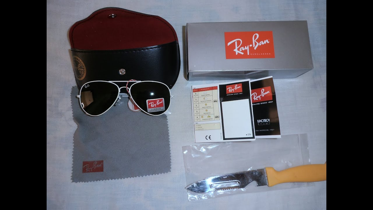 ray ban aviator aliexpress
