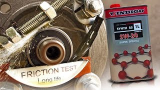 Windigo Synth RS 5W30 Jak skutecznie olej chroni silnik?