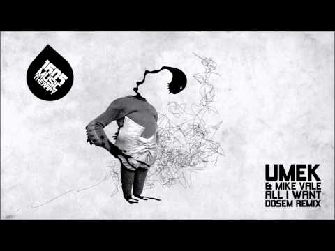Клип Umek - All I Want - Dosem Remix