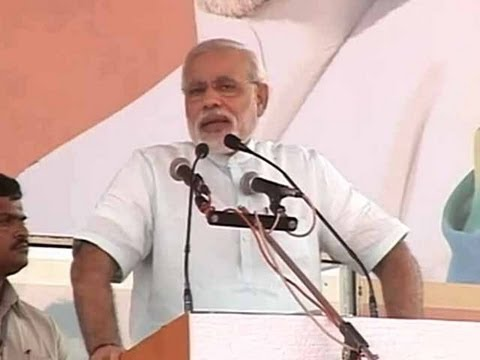 At Jaipur rally, Modi spells out the 'ABCD of Congress's corruption'