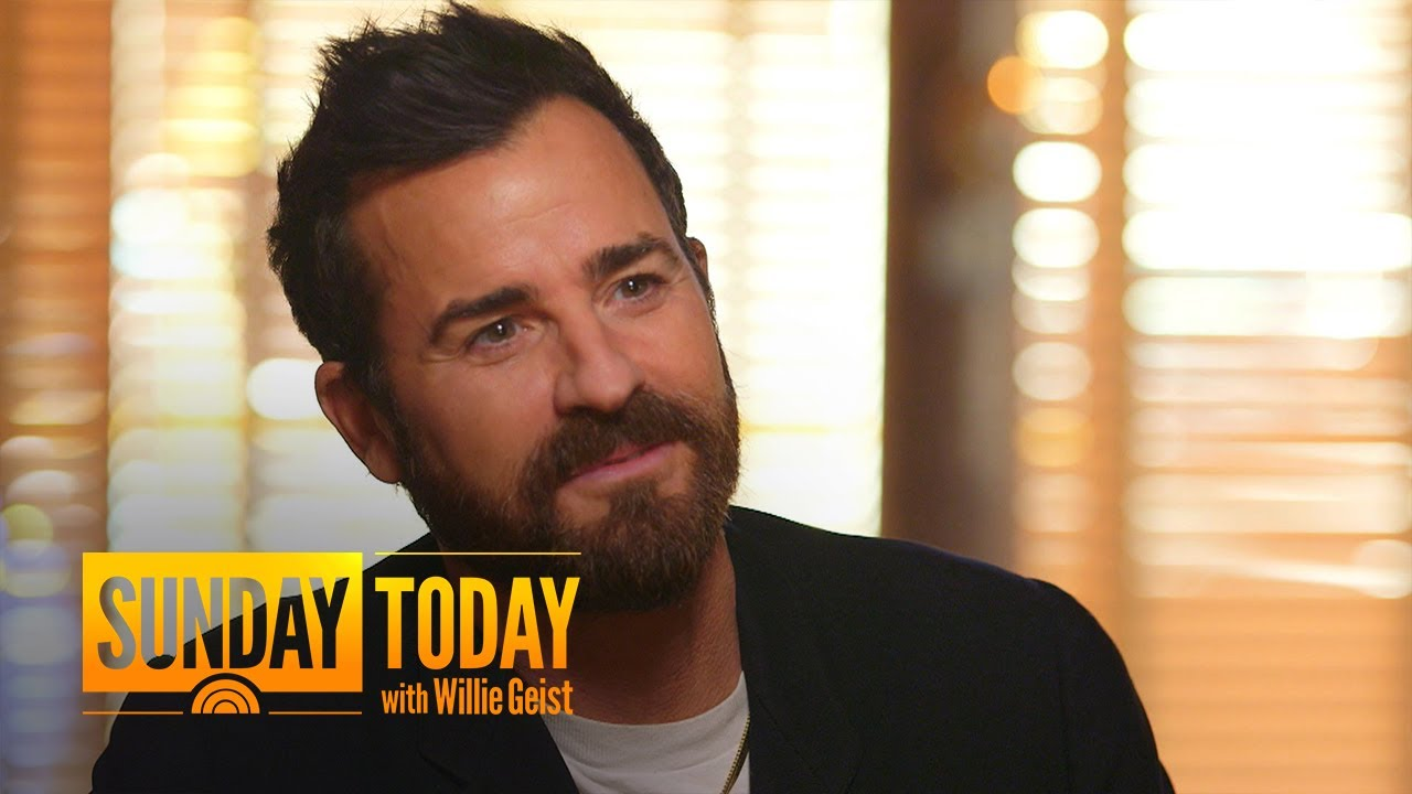 Justin Theroux Talks 'Mosquito Coast' Series, Marriage To Jennifer Aniston | Sunday TODAY