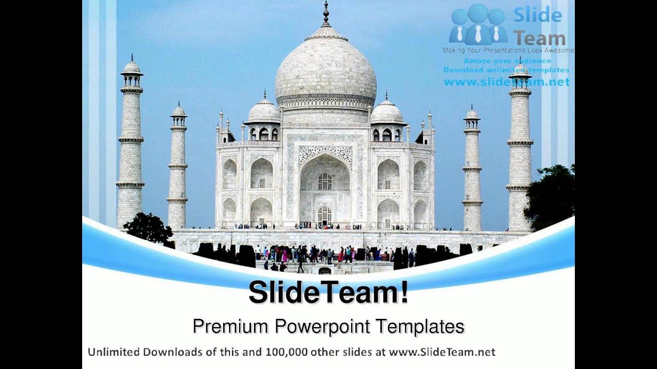 Taj mahal india beauty powerpoint templates themes and backgrounds taj mahal india beauty powerpoint templates themes and backgrounds ppt themes toneelgroepblik Image collections
