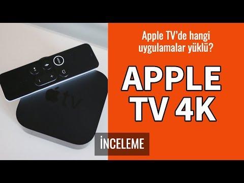 Apple TV 4K İncelemesi