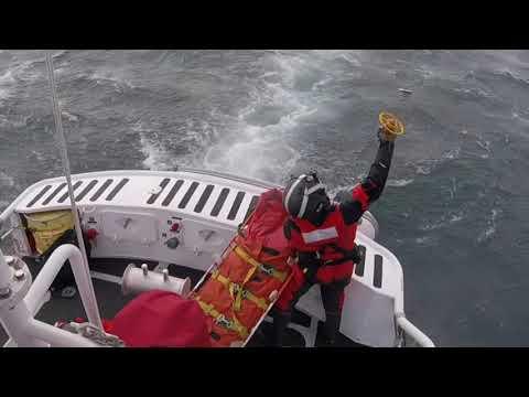 Coast Guard Station Cobourg 2017